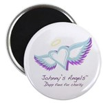 Johnny's Angels Magnet