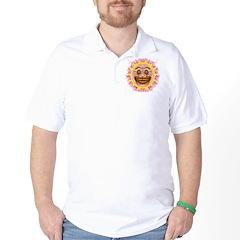The Happy Sun Golf Shirt