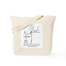 Please Shoot Me! Tote Bag