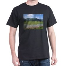 Mountain Paddy at Pres Roxas T-Shirt
