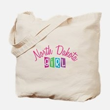 NORTH DAKOTA GIRL! Tote Bag