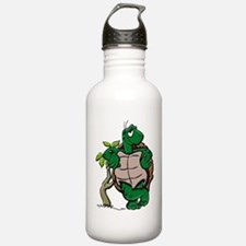 Cute Men turtle Water Bottle