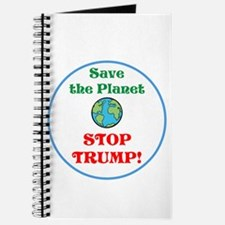 Save the planet...stop Trump Journal