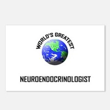World's Greatest NEUROENDOCRINOLOGIST Postcards (P