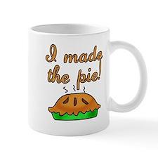 I Made the Pie Mug
