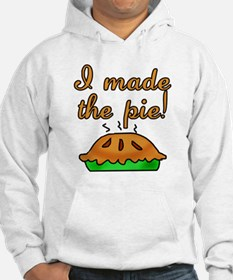I Made the Pie Hoodie