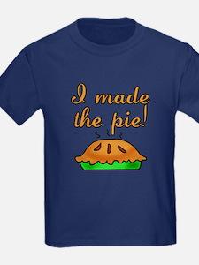 I Made the Pie T