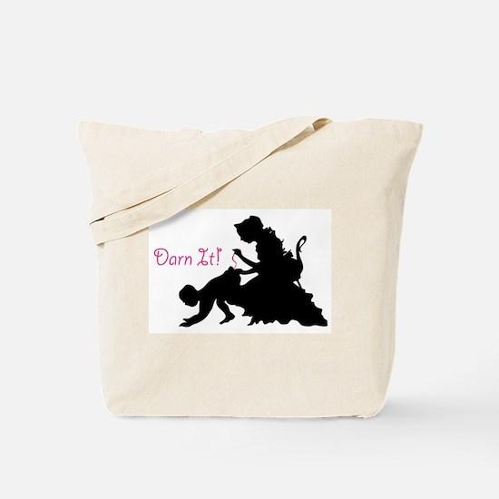 Darn It Tote Bag