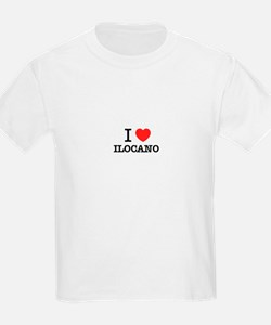 I Love ILOCANO T-Shirt