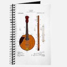 Mandolin Patent Journal