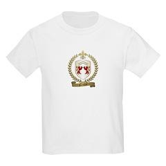 GERVAIS Family Crest T-Shirt