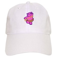 Hippo Dance Moves Baseball Cap