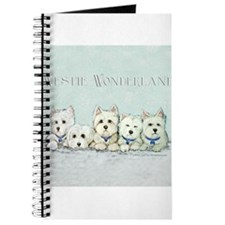 Westie Wonderland Journal