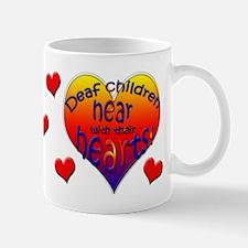Deaf Children Hear... Mug