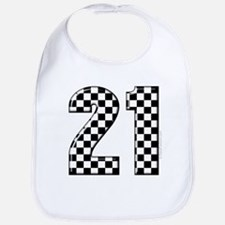 Race Car 21 Bib