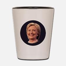 Unique Clinton 2016 Shot Glass