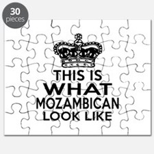 I Am Mozambican Puzzle