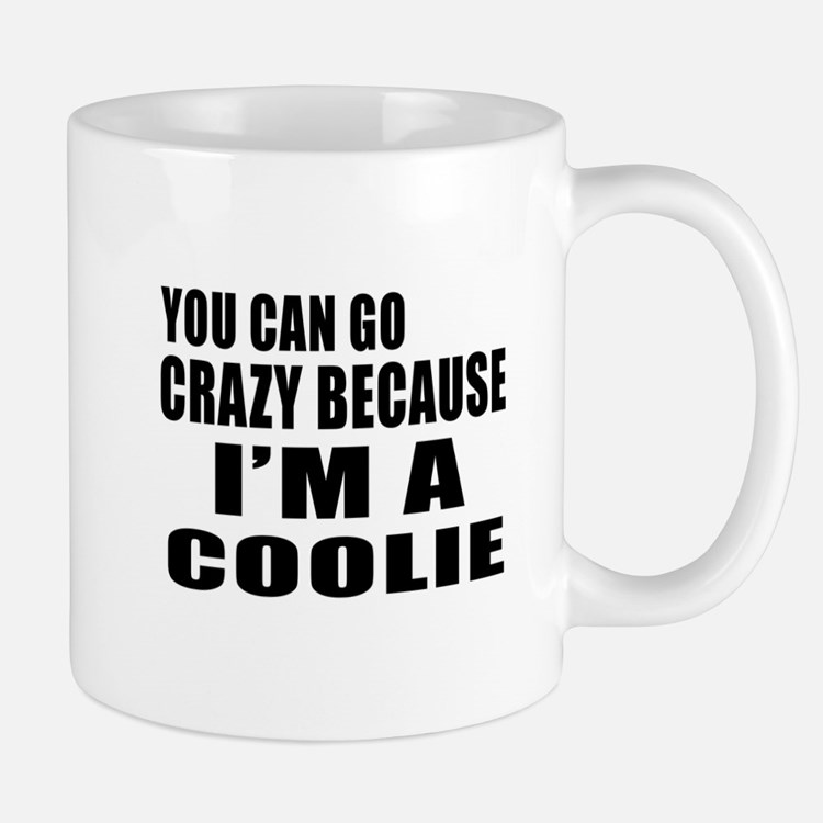 I Am Coolie Mug