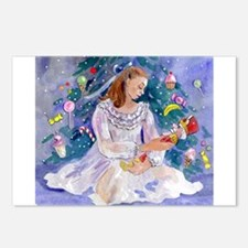 Clara & Nutcracker Postcards (Package of 8)