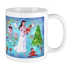 Nutcracker Clara & Sweets Mug