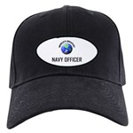 World's Greatest NAVY FORCES OFFICER Black Cap