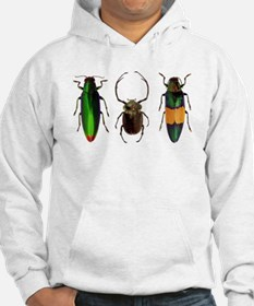 Colorful Insects Hoodie
