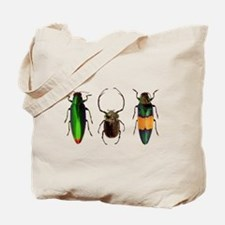 Colorful Insects Tote Bag
