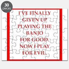 banjo Puzzle