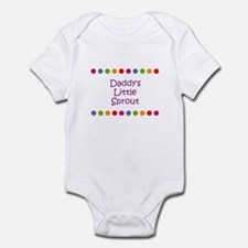Daddy's Little Sprout Infant Bodysuit