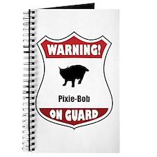 Pixie-Bob On Guard Journal
