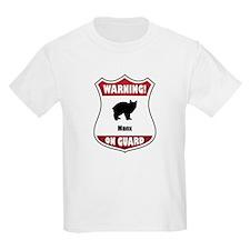 Manx On Guard T-Shirt