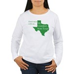 Grandpa's From Texas Women's Long Sleeve T-Shirt