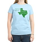 Grandpa's From Texas Women's Light T-Shirt