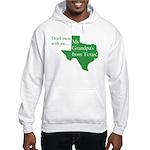 Grandpa's From Texas Hooded Sweatshirt
