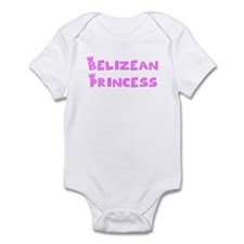 Belizean Infant Bodysuit