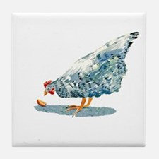 Chicken Tile Coaster
