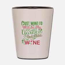 Unique Gardening Shot Glass
