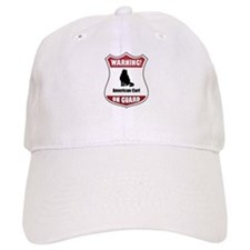 Curl On Guard Baseball Cap