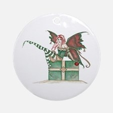Noel Ornament (Round)