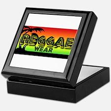 Reggae Wear Keepsake Box