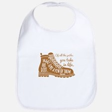 Forever in our hearts T-shirt Bib
