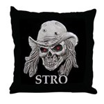Stro Throw Pillow
