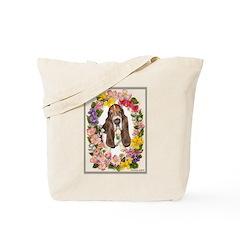Hermey in Bloom Tote Bag