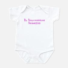 El Salvadoran Infant Bodysuit