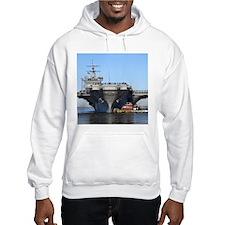 USS Enterprise CVN65 Hoodie