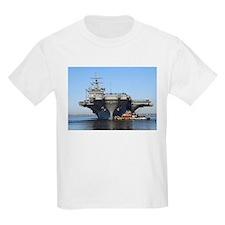USS Enterprise CVN65 Kids T-Shirt