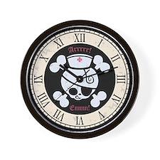 Dolly RN II Wall Clock