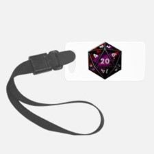 D20 color Luggage Tag