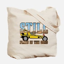 Still Plays in the Sand Dune Buggy Tote Bag