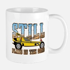 Still Plays in the Sand Dune Buggy Mug